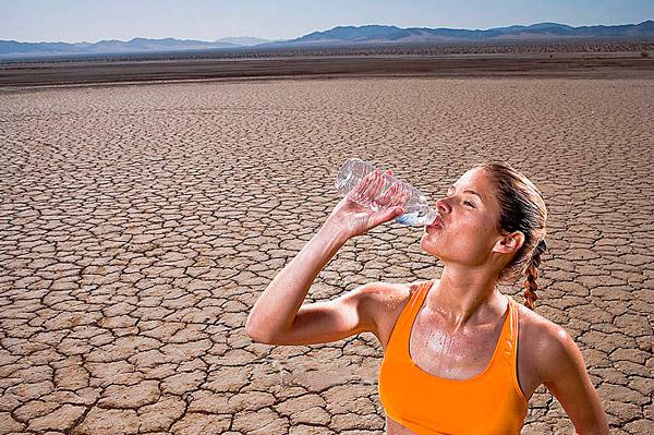 Тепловой, солнечный удар: симптомы и лечение