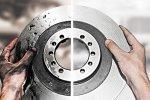 Когда проводят проточку тормозных дисков?